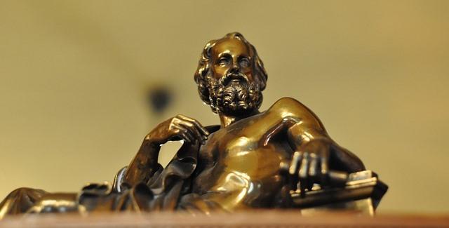 Plato - Bronze