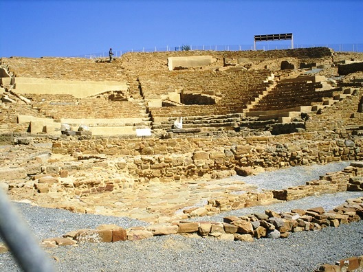 Hephaistia_Ancient_Theatre