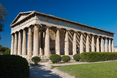 Temple_of_Hephaestus - Theseion