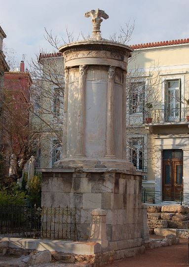 Choragic_Monument_of_Lysicrates