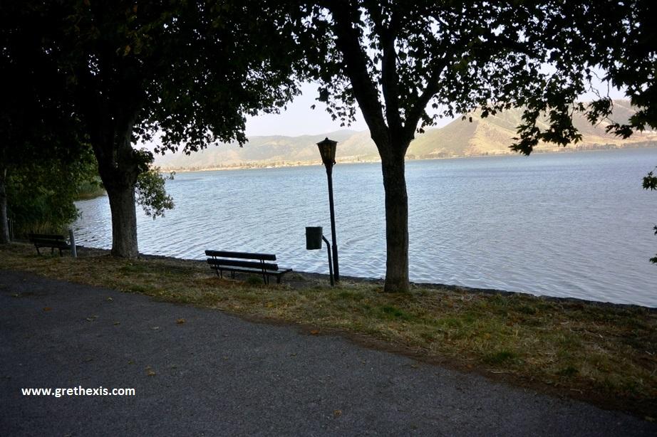 Kastoria - Lake