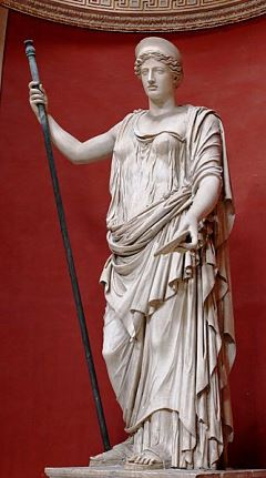 Hera, Roman Statue