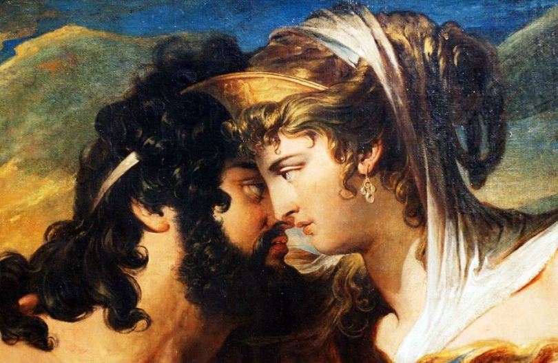 hera and zeus-james_barry_jupiter_and_juno_on_mount_ida