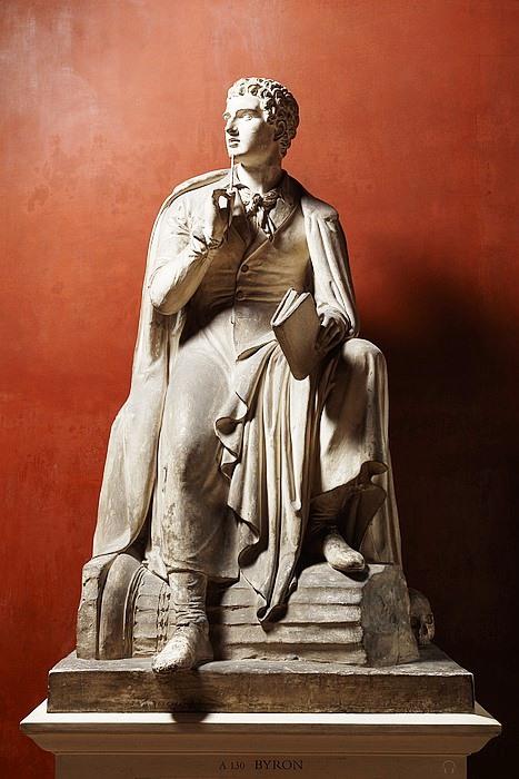 Bert Thorvaldsen - 1830 - Lord Byron