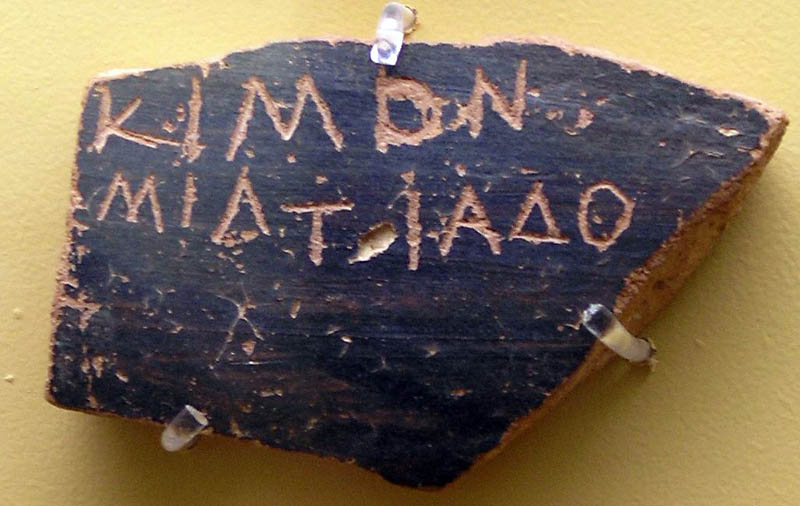 Cimon Ostracon