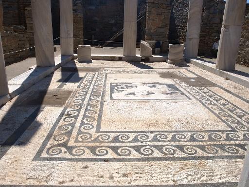 Houses of Delos