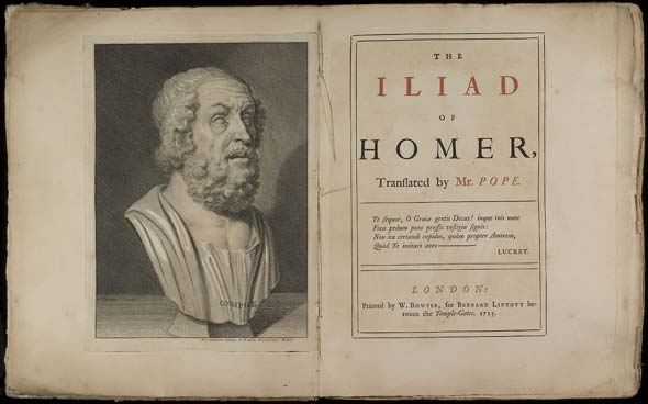 Homer - Iliad - 1