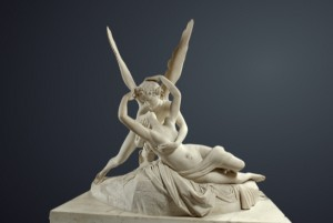 Psyche Revived by Cupid's Kiss - Louvre - GRethexis 2