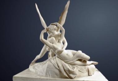 Psyche Revived by Cupid's Kiss - Louvre - GRethexis