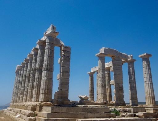 sounion temple