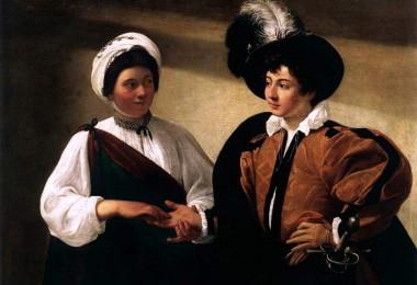 Caravaggio - Fortune Teller