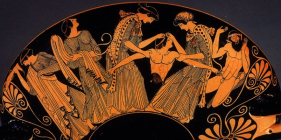 Bacchae depiction