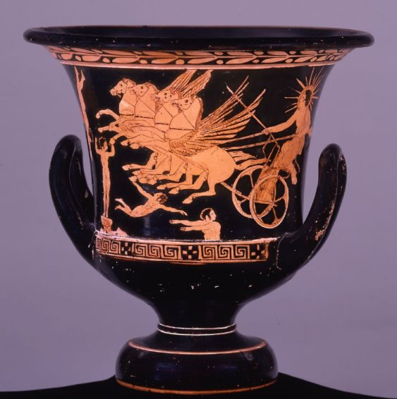 Helios chariot - British Museum