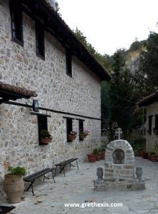 Kastoria - Panagia Mauriotissa