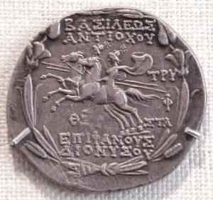 Dioskouroi - Castor and Polydeuces