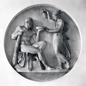 Heracles and Hebe