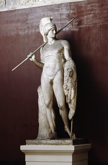 Bert Thorvaldsen - 1802 - Jason with the Golden Fleece