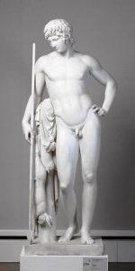 Bert Thorvaldsen - 1808 - Adonis - Munich