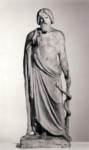 Bert Thorvaldsen - 1843 - Asclepius