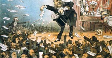 Populism - Joseph Keppler - Chester A. Arthur