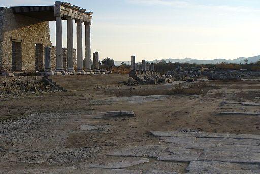 Agora of Miletus