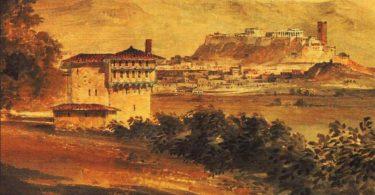 Gandy 1818, Konaki tou Xaseki