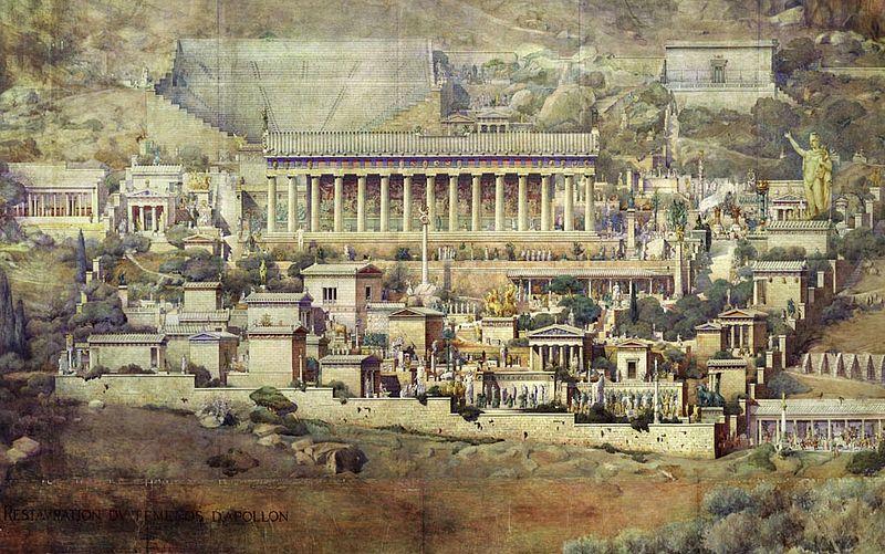 Delphi_by_Albert_Tournaire